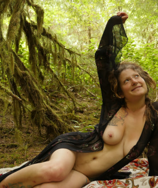 Misty Trips Is A Pretty Forest Fairy